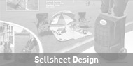 Sell sheet design